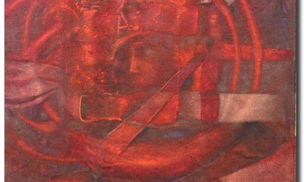 Musik, dimensioner och ginkoblad – Gunnar Gauffin ser sitt konstnärliga sökande som en stimulans