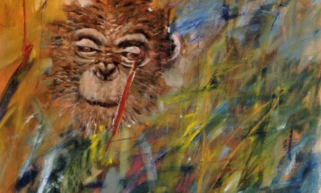 Från Östtyskland till öländska Löttorp – För Jürgen Ewel kom konstnärsframgångarna föst efter murens fall