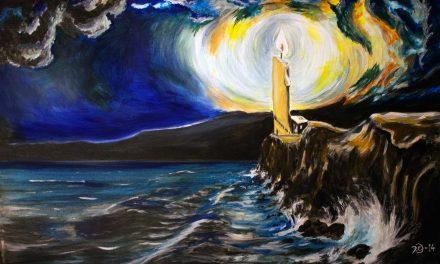 Janne Englunds konstnärsvärld – en färgsprakande blandning av dubbeltolkande surrealism och underfundig humor