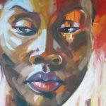 Christine Friman inspireras av den afrikanska kontinenten och möten med starka afrikanska kvinnor. En kommande utställning vill konstnären se som ett inlägg i metoo-rörelsen