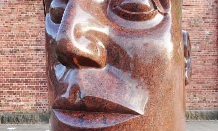 Tenn och sten – i Olle Brandqvists skulpturvärld har fantasins former inga gränser