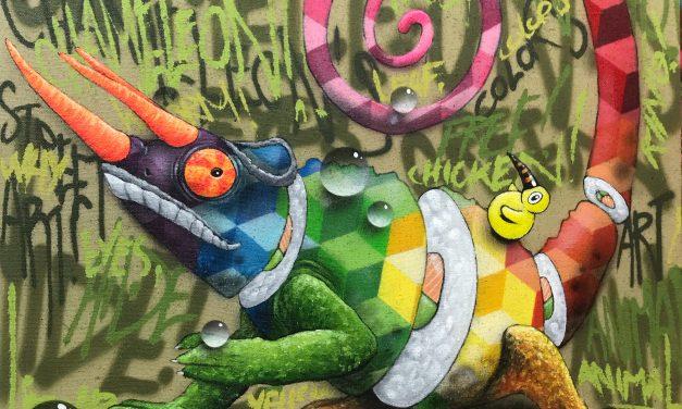 Tim Nedrup är en del av den svenska gatukonstframgången – ser stark efterfrågan från konstmarknaden