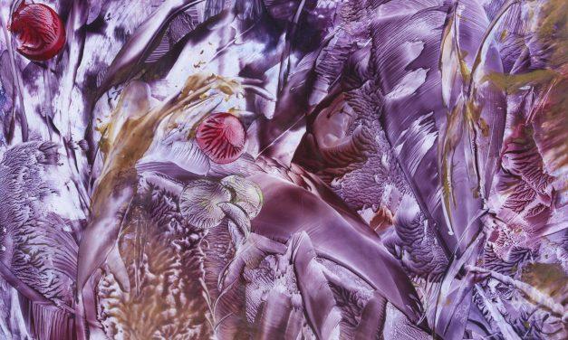Loes Jurriaans – Konstnären som mediterar fram färgexplosioner med hjälp av bivax och strykjärn