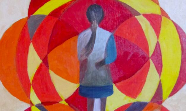Diabetesforskaren Bibbi Smide sprider värdefull kunskap genom konsten