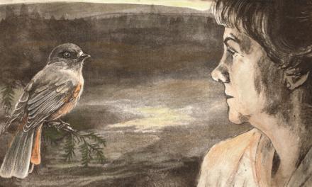 Naturen och konsten – Marita Bergströms recept för att återfå balansen i livet