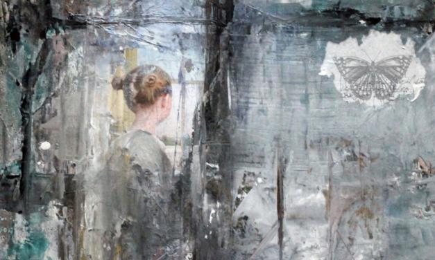 Internationellt hyllade konstnären Louise Hävre segrade över en traumatisk uppväxt