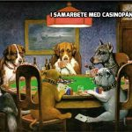 Historien om de pokerspelande hundarna
