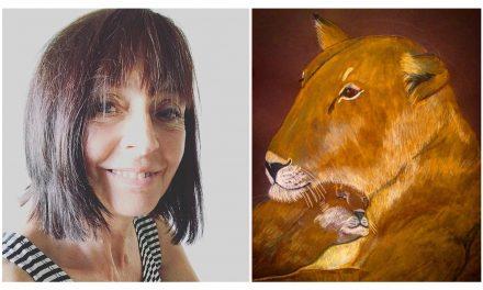 """Janita Sundblad berättar djurens historia – och hon gör det genom ögonen: """"De har samma sorts känslor som oss"""""""
