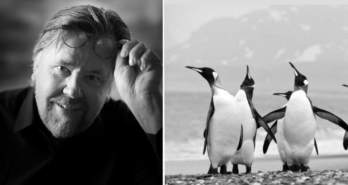 Fotografen som upptäckt måleriet – Lars Dahlström har rest världen runt och samlat på sig en uppsjö av bilder att skapa utifrån.