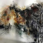 """Prize winning artist Dana Ingesson – """"the feeling that people live with my art is special"""""""