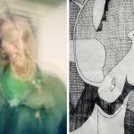 Olle Ljungström, böljande textilier och vackra kläder – helgens vernissager bjuder på lite av varje