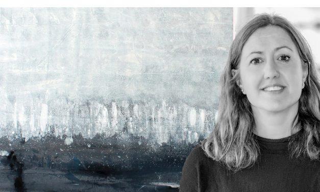 Väder och årstider – två saker som inspirerar Victoria Curling Eriksson som gärna håller workshops, med såväl barn som tennisspelare